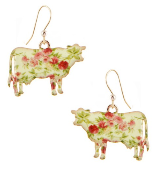 Floral Farmhouse Earrings