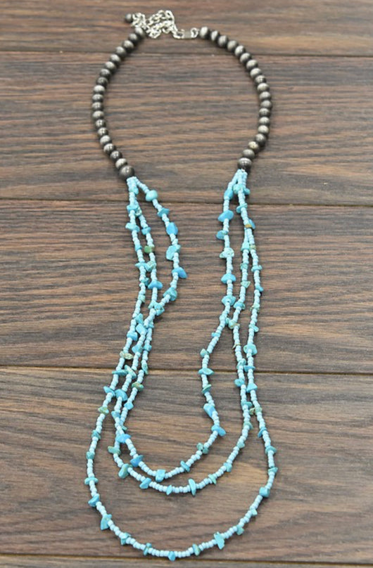Steamboat Necklace