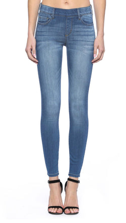 Lora Pull-On Jeans