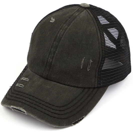 CC Criss Cross Baseball Hat