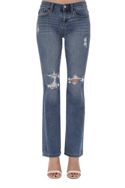 Free Bird Bootcut Jeans by Judy Blue