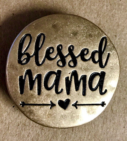 Blessed Mama Phone Grip