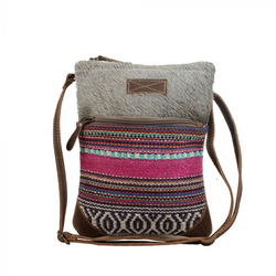 Simple Sober Small Crossbody Bag