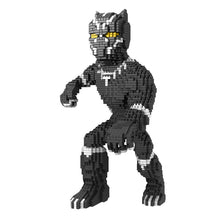 Laden Sie das Bild in den Galerie-Viewer, Marvel Hero Avengers Black Panther Baustein Figur kaufen