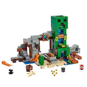 Minecraft Creeper Mine Baustein Set kaufen