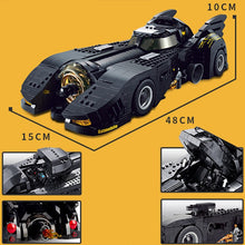 Laden Sie das Bild in den Galerie-Viewer, Ultimate Batmobile Baustein Set 1740 Teile kaufen