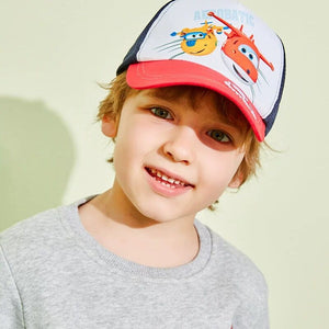 Super Wings Baseball Caps für Kinder kaufen