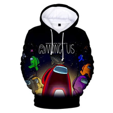 Laden Sie das Bild in den Galerie-Viewer, Full Color Among Us Hoodies Streatwear kaufen