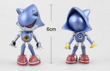 Laden Sie das Bild in den Galerie-Viewer, Sonic the Hedgehog, Sonic der Igel Figuren Set mit 6x Sonic kaufen
