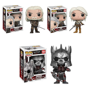 The Witcher 3 Funko POP! Action Figuren kaufen