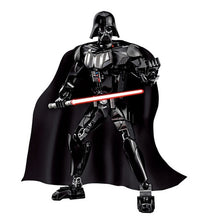Laden Sie das Bild in den Galerie-Viewer, Star Wars Action Figuren (Vader, Kylo, Chewbacca Boba etc.) kaufen