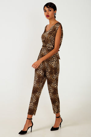 Teddy Jumpsuit - Etxart & Panno USA