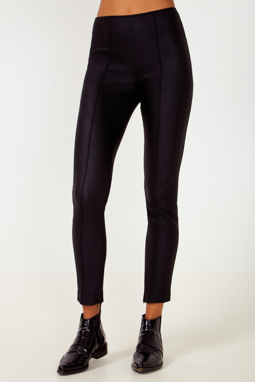 Cortazar black trousers - Etxart & Panno USA