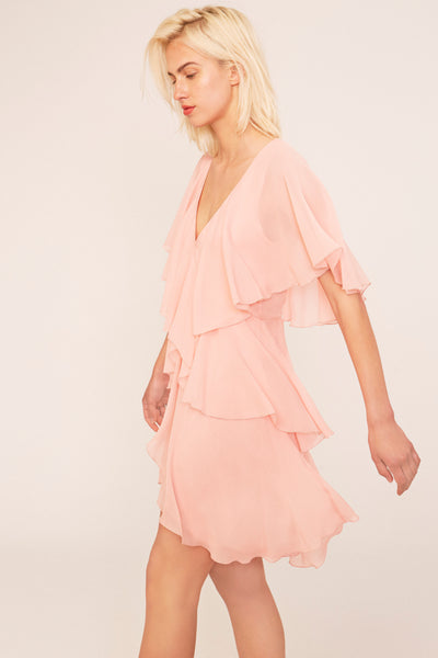 Fly Pale Pink Dress