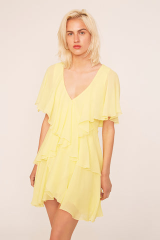 Fly Yellow Dress