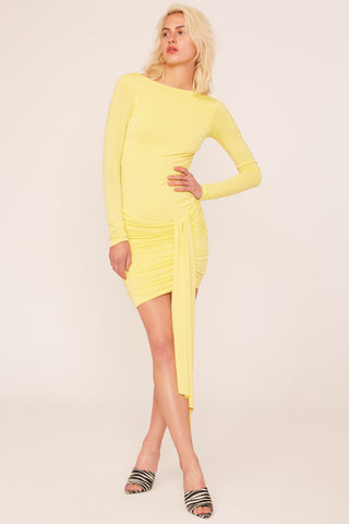 Goa Yellow dress