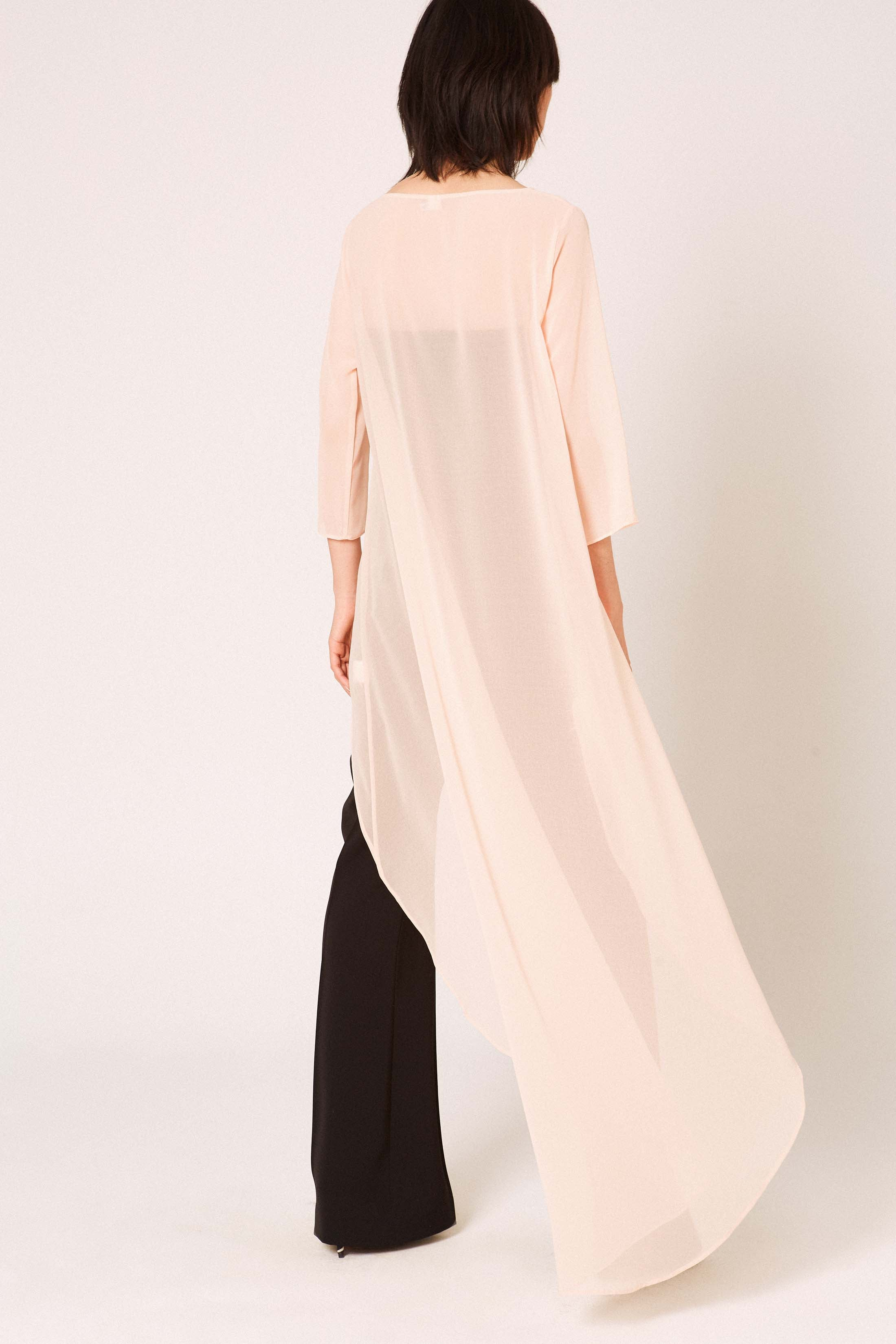 Mare Light Pink Top - Etxart & Panno USA