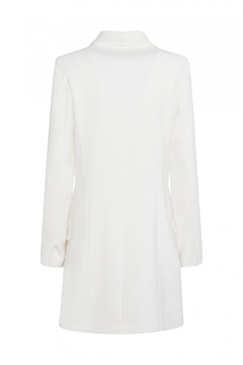 Copet white Dress - Etxart & Panno USA