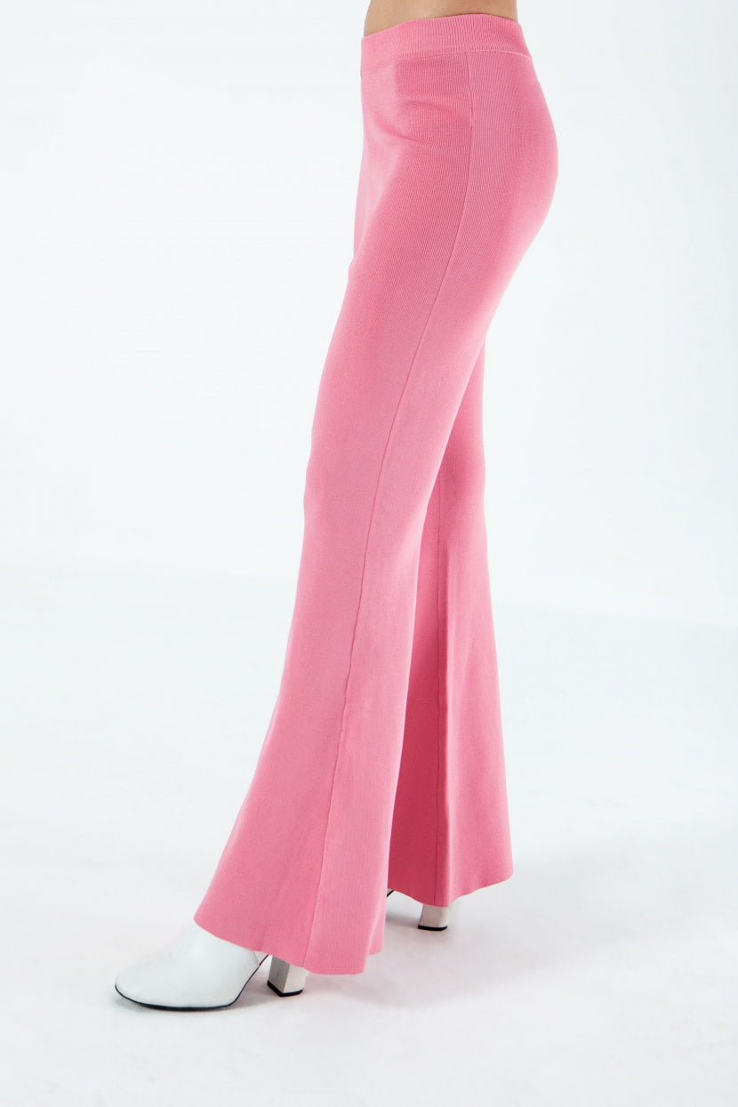 Rubor Pink Trousers - Etxart & Panno USA