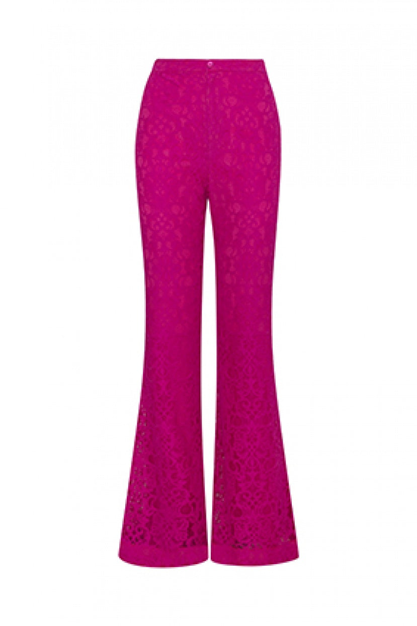 Candy Trouser pink - Etxart & Panno USA
