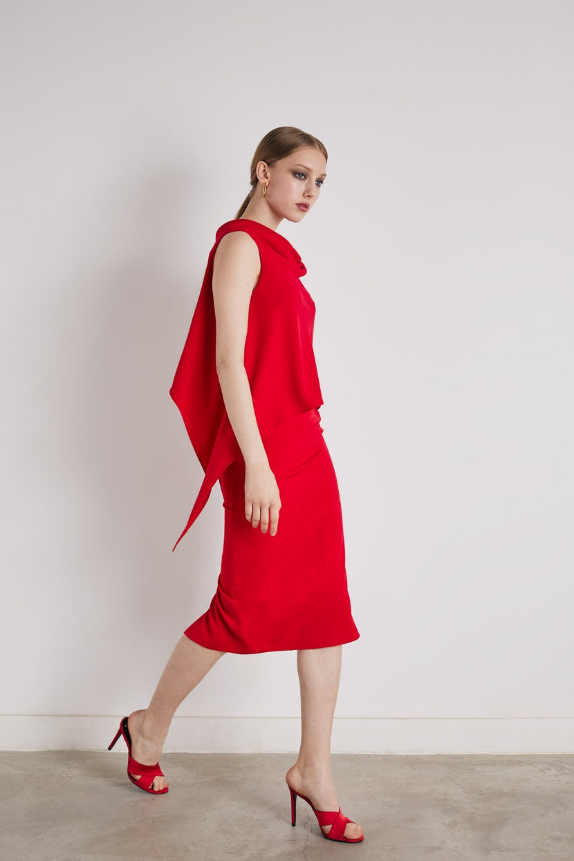 Biscuit red Top - Etxart & Panno USA
