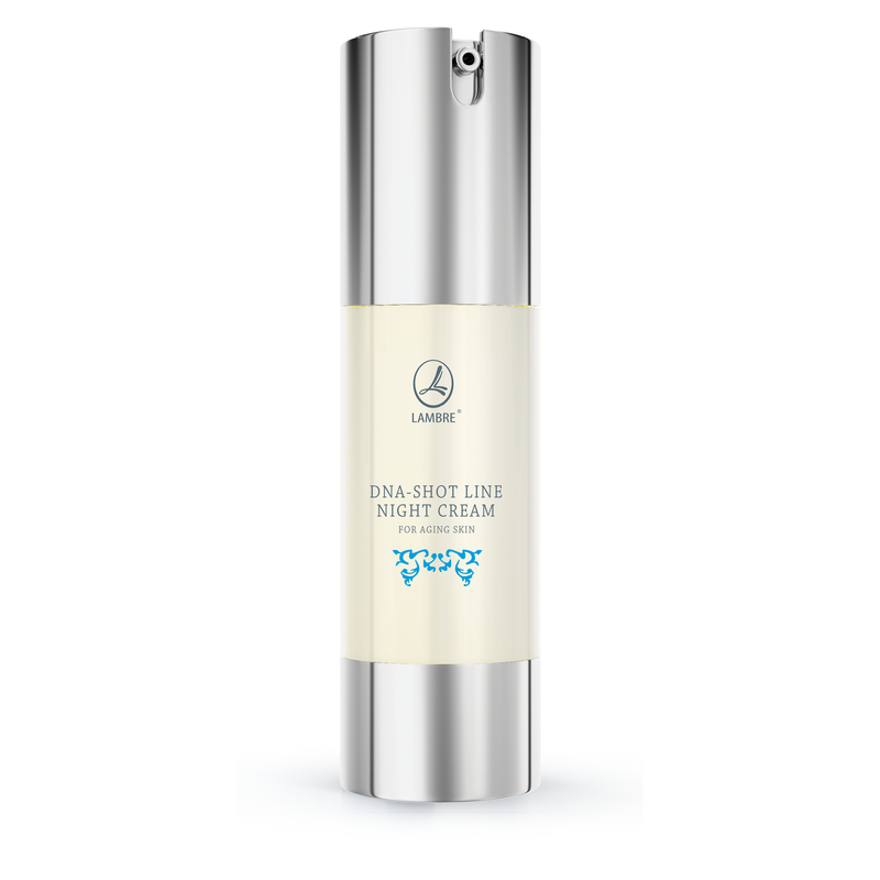 Regenerating and rejuvenating night cream DNA-SHOT
