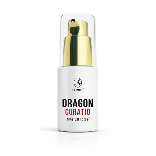 Dragon Curatio actively moisturising serum