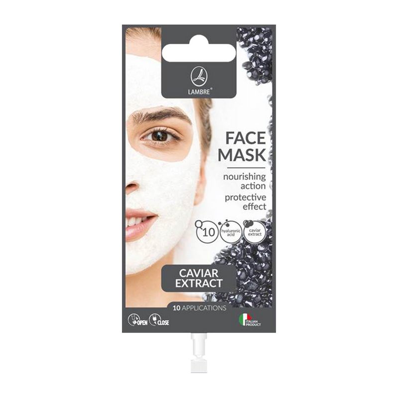 FACE MASK CAVIAR