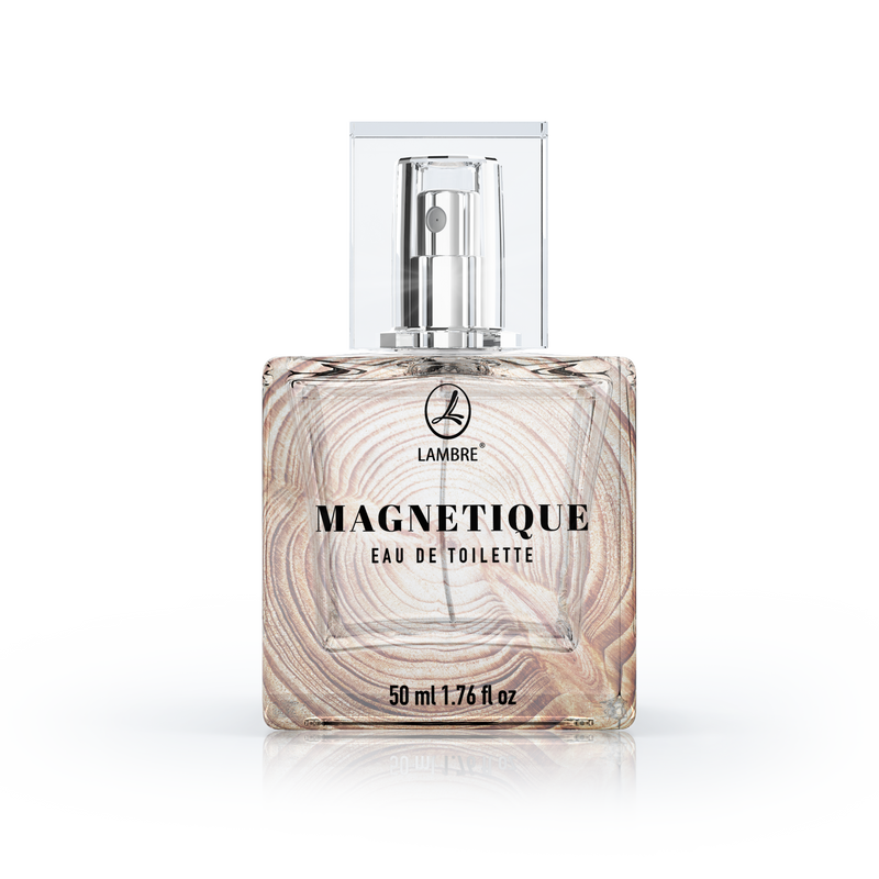 Eau de Toilette LAMBRE Magnetique Woody-Aromatic