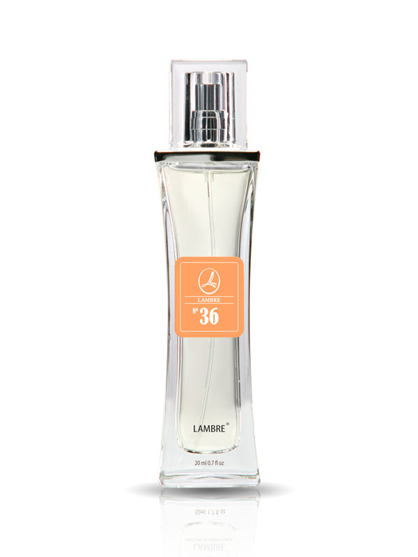 Perfume LAMBRE № 36 Flower-Fruit