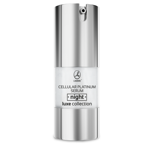 Night Serum Cellular Platinum, Luxe Collection Line