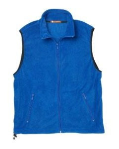 Harriton Men's' 8 oz.  Fleece Vest M985