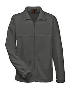 Harriton Men's 8 oz. Full-Zip Fleece M990