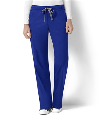 """Logan"" Ladies Elastic Waist Pant 5119"