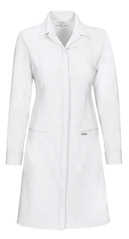 Cherokee Chic Antimicrobial Lab Coat 1401