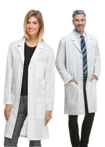 "Cherokee 40"" Unisex Lab coat 1446"