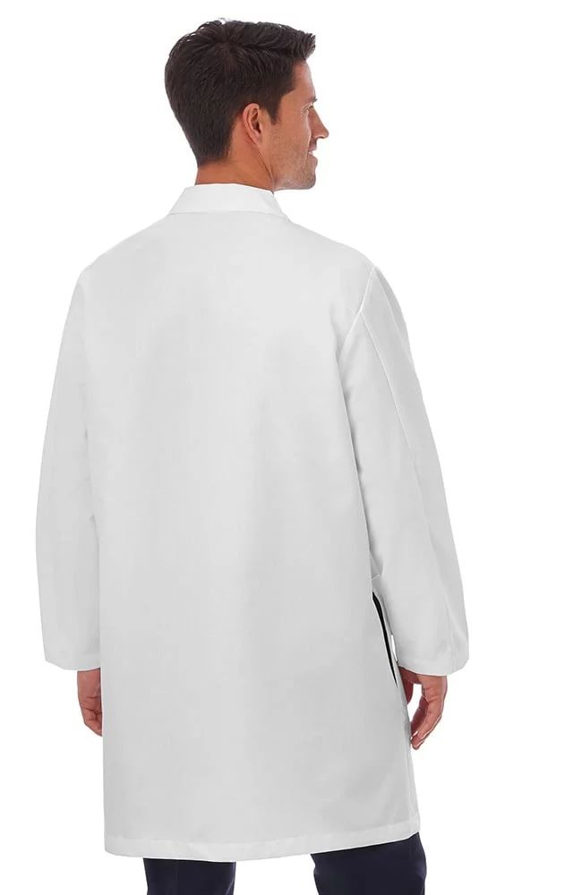 "META Men's 38"" Lab Coat 5112"