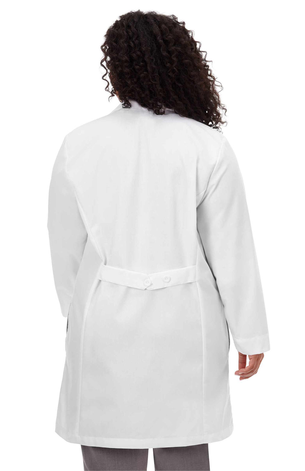 "Meta Ladies Five Pocket 37"" Lab Coat 161"