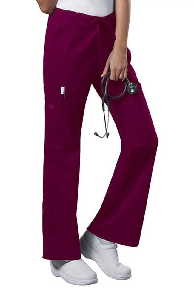 Cherokee Women's Mid Rise Stretch Pants 4044