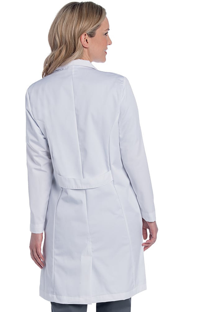 "Landau Women's 38"" Five Pocket Lab Coat 3153"