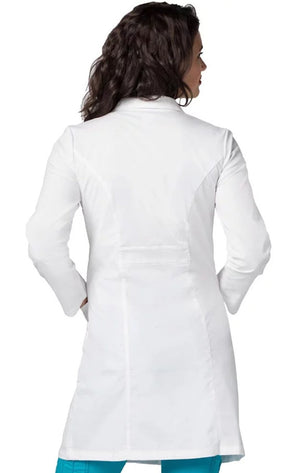 "Adar Women's 36"" Tab-Waist Lab Coat"