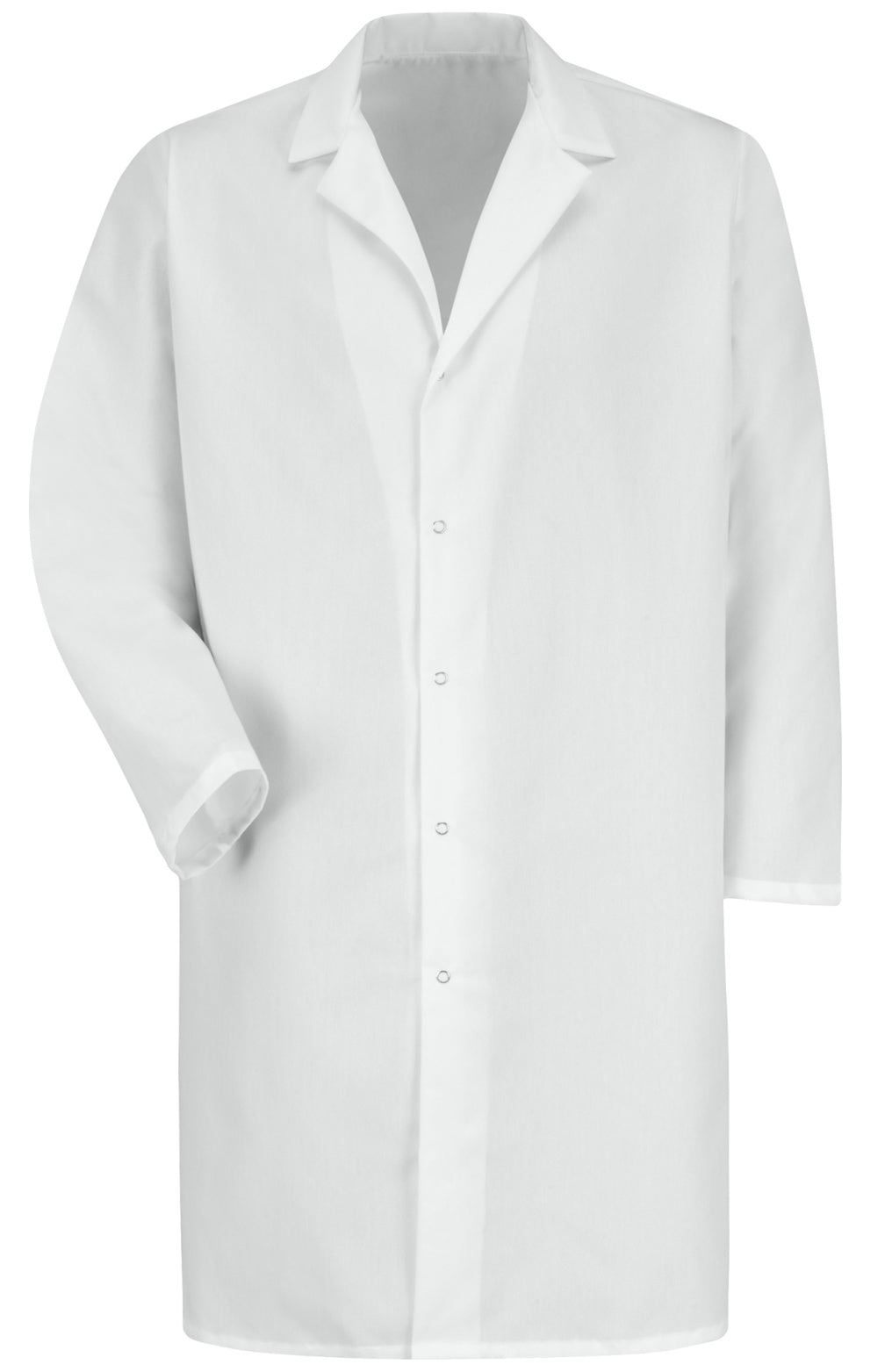 Red Kap KP38 Special Snap Front Lab Coat