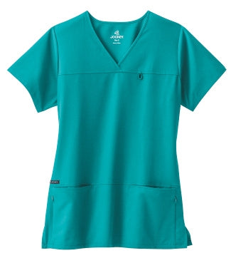 Jockey True Fit Crossover Scrub Top 2299