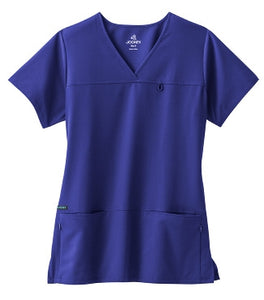 True Fit Crossover Scrub Top 2299