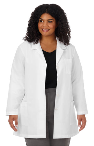 "Meta Ladies 33"" Lab Coat 5000"