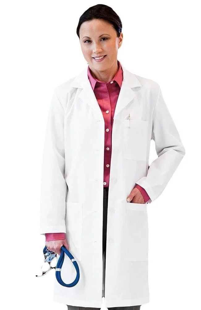 "META 37"" Women's Lab Coat 5113"