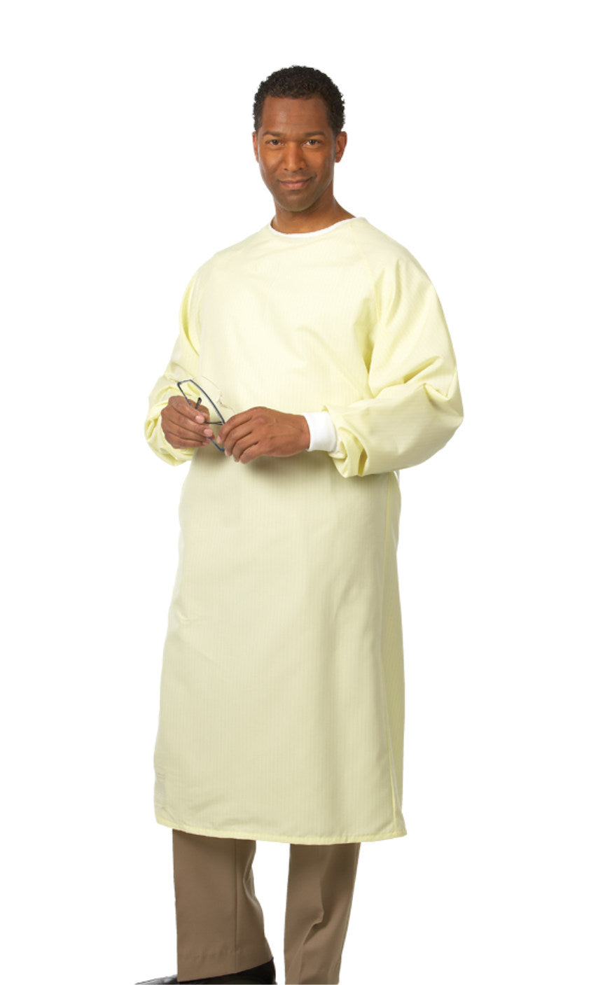 "All-Barrier 44"" Long Precaution Gown 522"