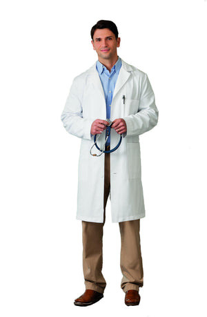 "Fashion Seal 41"" All Cotton Lab Coat 415"