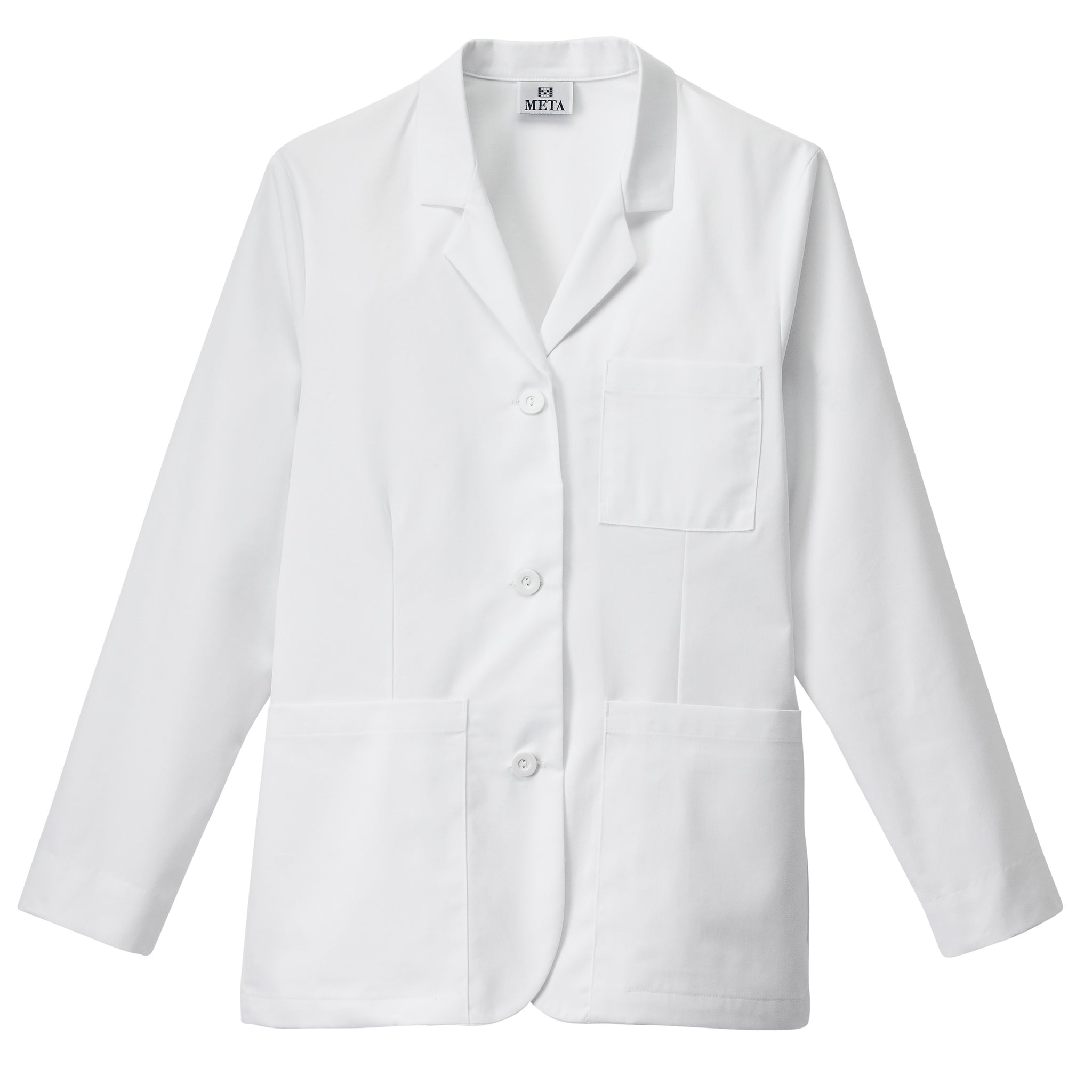 "Meta Women's iPad 28"" Pharmacy Coat 738"
