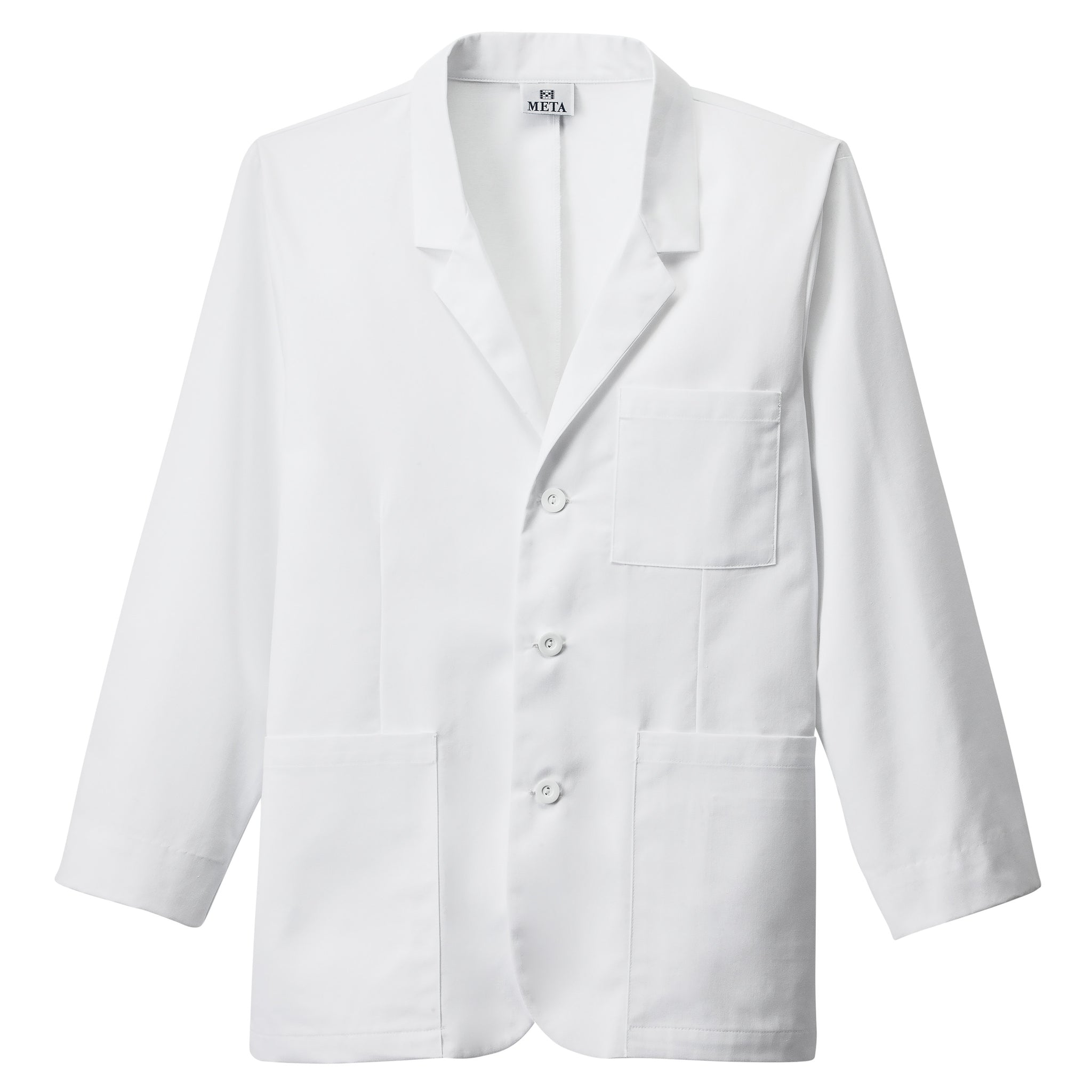 "Meta Men's iPad 30"" Pharmacy Coat 739"
